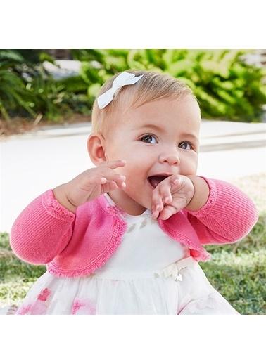 Mayoral Mayoral Kız Bebek Örme Bolero Fuşya